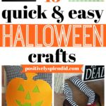 15 Quick & Easy Halloween Crafts to Make