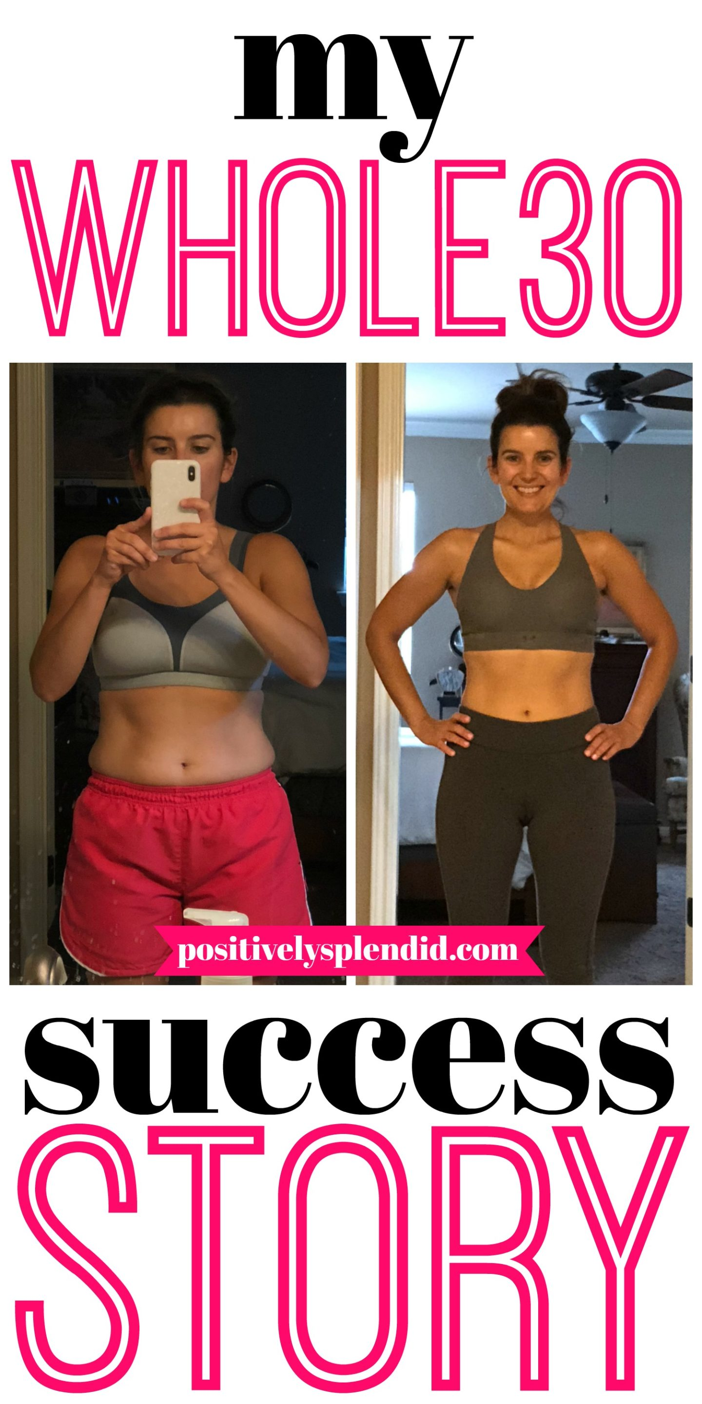 Whole30 Results Success Story