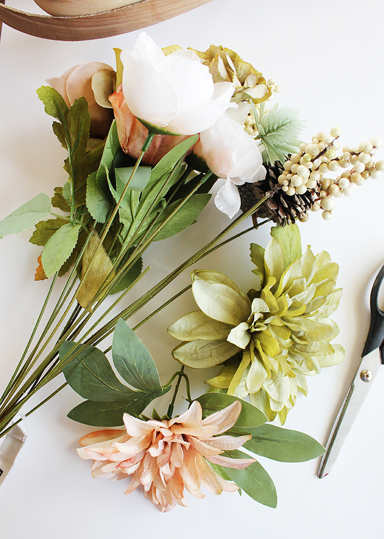 Artificial Fall Flowers