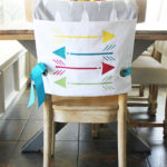 Pocket Chair Backer Sewing Tutorial