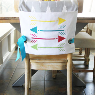 How to Make a Chair Backer