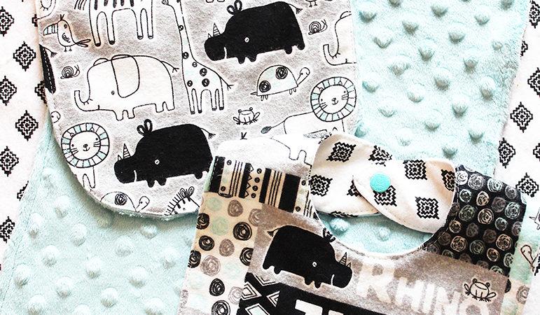Baby Bib Sewing Pattern