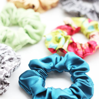 DIY Scrunchie Pattern