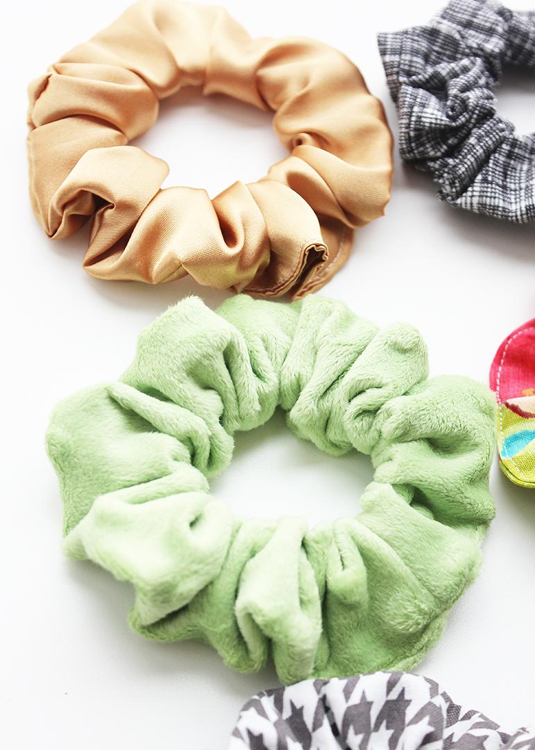 Fabric Scrunchie Pattern