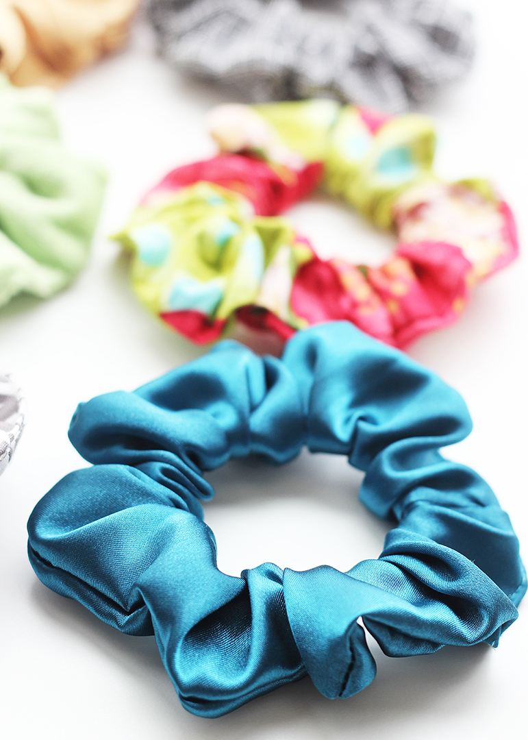 How to Make DIY Scrunchies