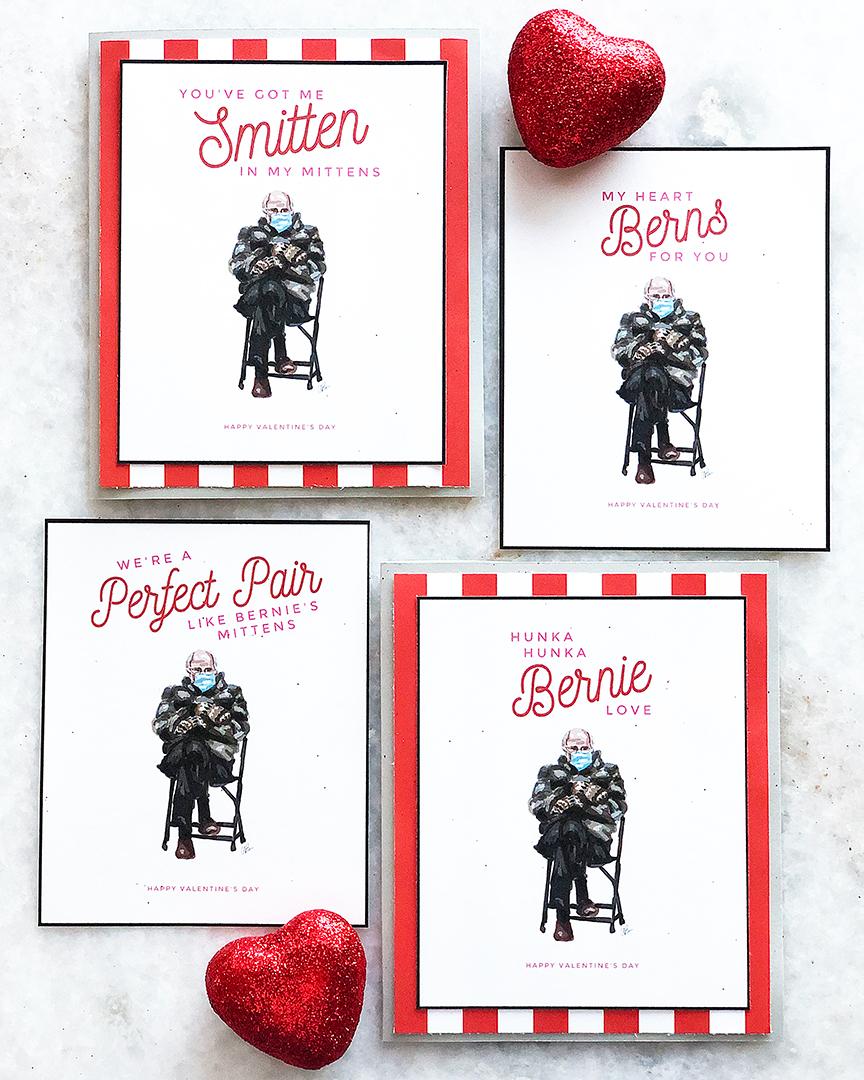 Bernie Sanders Valentines