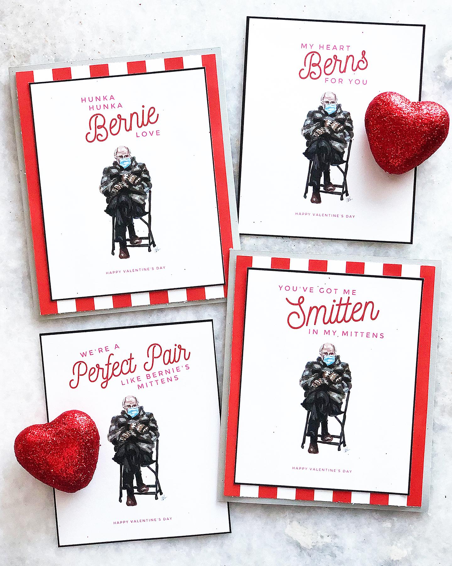 Bernie Valentines